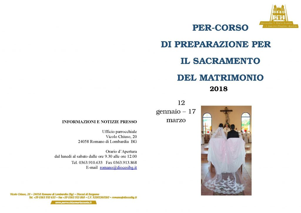 Matrimonio Romano Di Lombardia : Matrimonio parrocchia santa maria assunta e san giacomo