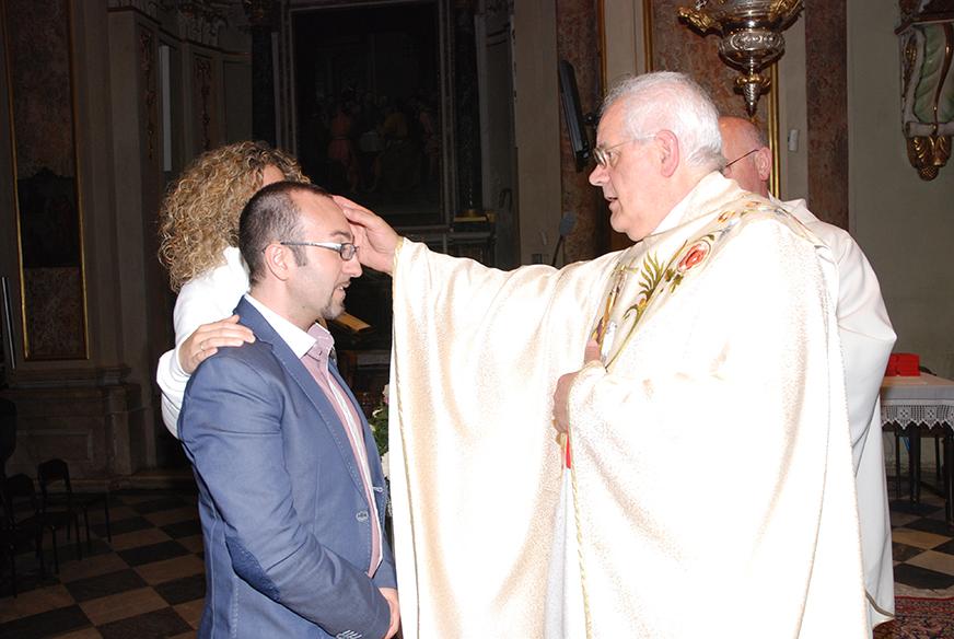 Matrimonio Romano Di Lombardia : Cresima adulto parrocchia santa maria assunta e san